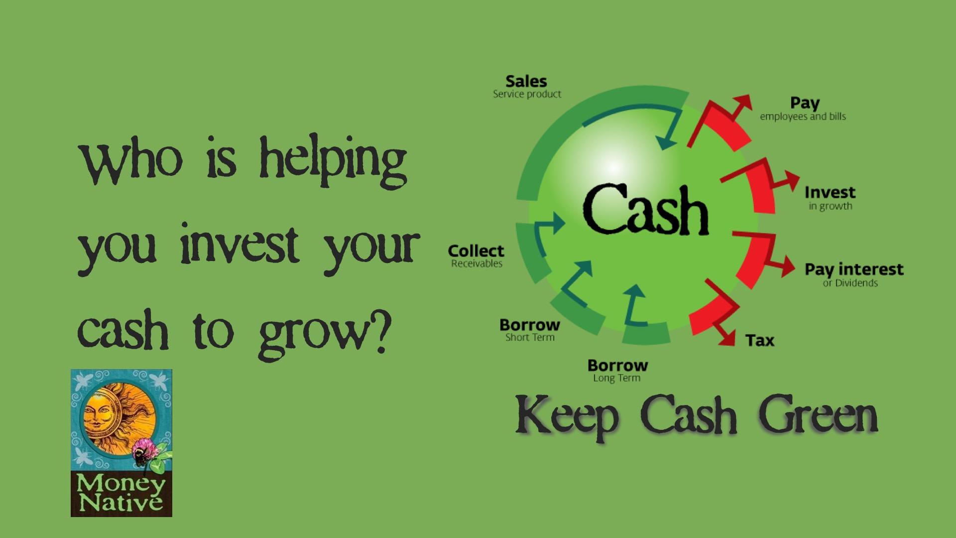 Cash Green